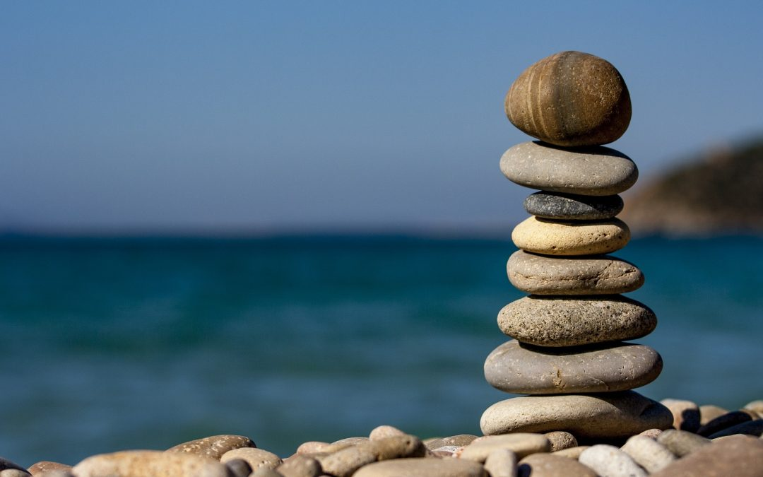 How balanced is your life?